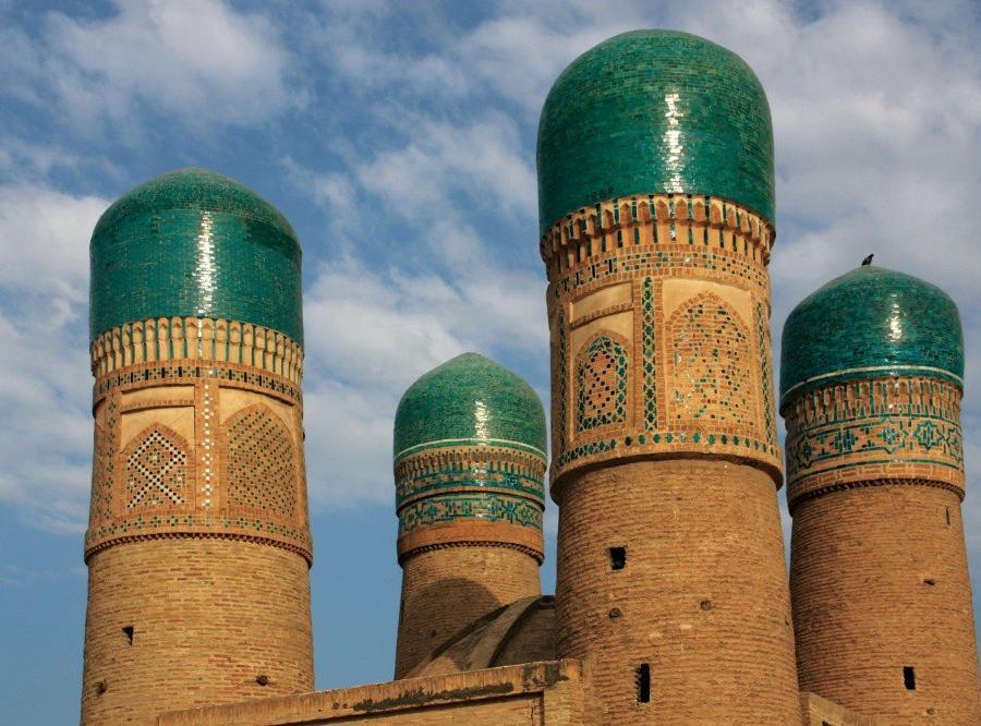 Reise in Turkmenistan, Merw