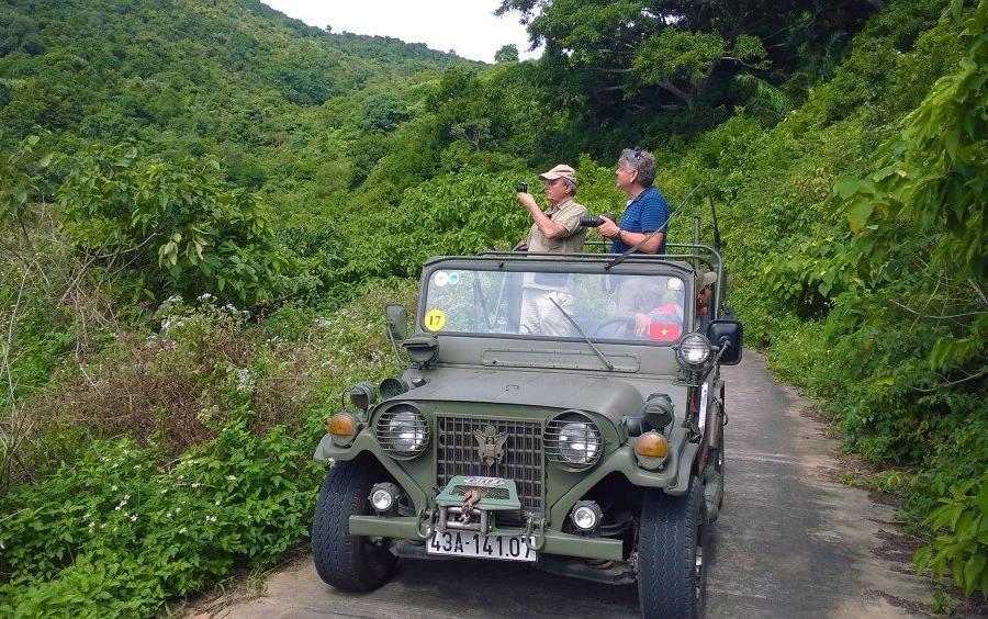 Reise in Vietnam, Jeeptour auf der Halbinsel Son Tra