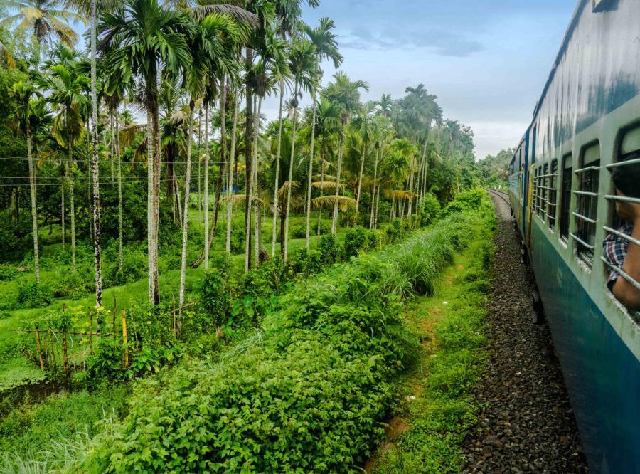 Reise in Indien, Minakshi-Tempel in Madurai