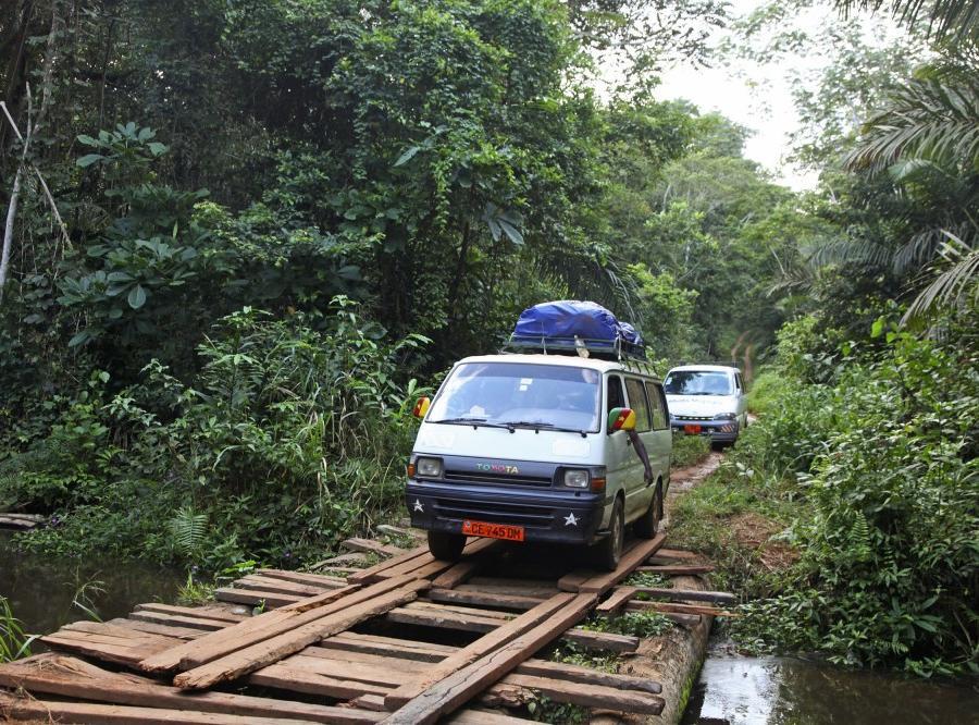 Reise in Kamerun, Höhepunkte Kameruns Natur- und Kulturreise