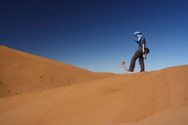 Reise in Marokko, Hoher Atlas und Sahara