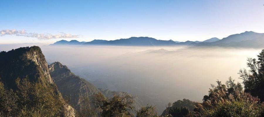 Reise in Taiwan, Sonne-Mond-See