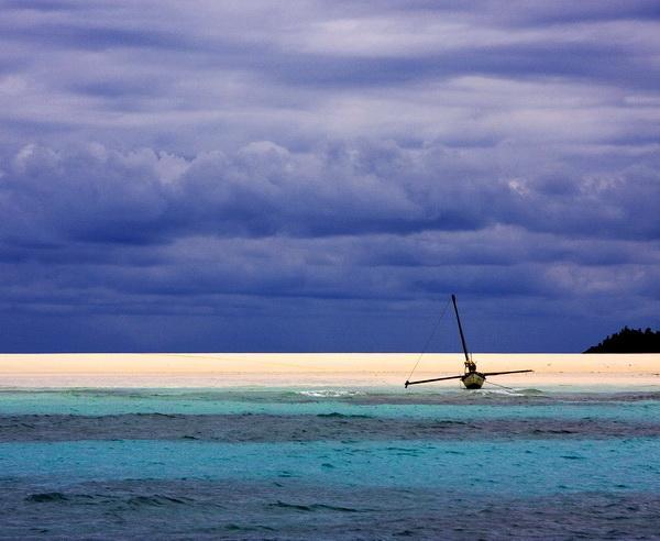 Reise in Madagaskar, Die faszinierende Strandlandschaft von Nosy Be