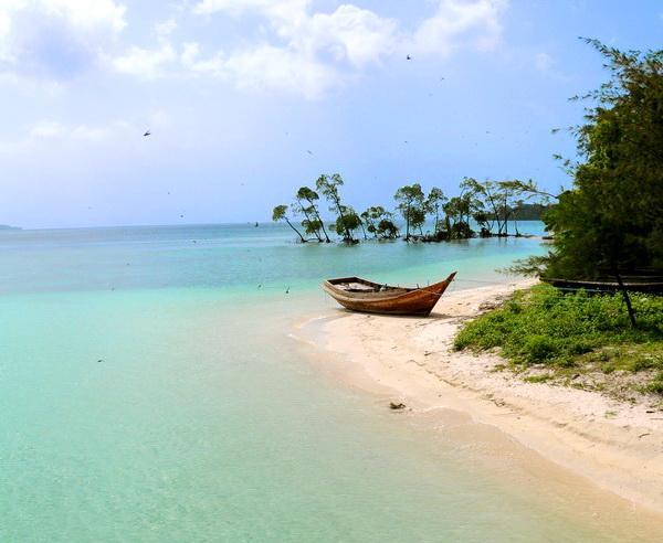 Reise in Indien, Indien - Inselträume auf den Andamanen