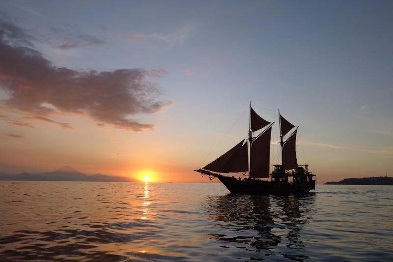 Reise in Indonesien, Indonesien - Sunda-Inselhüpfen
