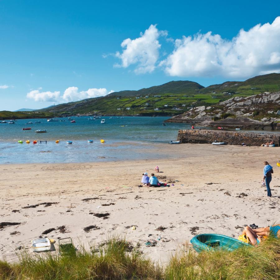 Reise in Irland, Irland: Die Höhepunkte der Grafschaft Kerry erwandern