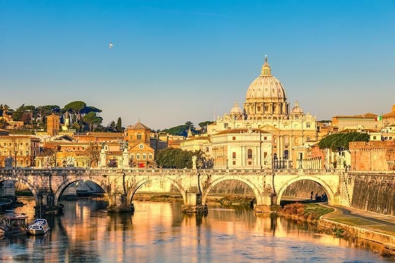 Reise in Italien, Italien: Rom – Die Ewige Stadt