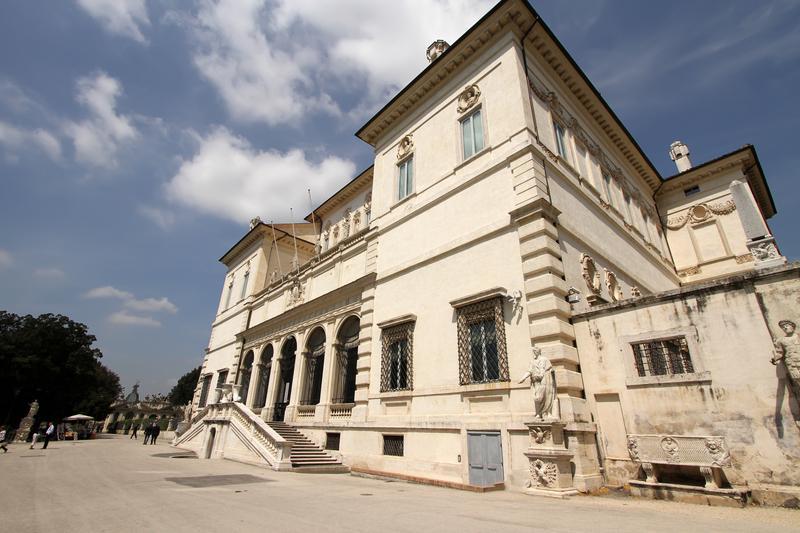 Reise in Italien, Rom - Galleria Borghese