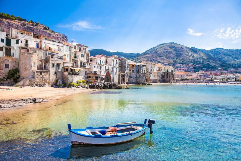 Reise in Italien, Italien: Sizilien – Antike, Natur, Genuss