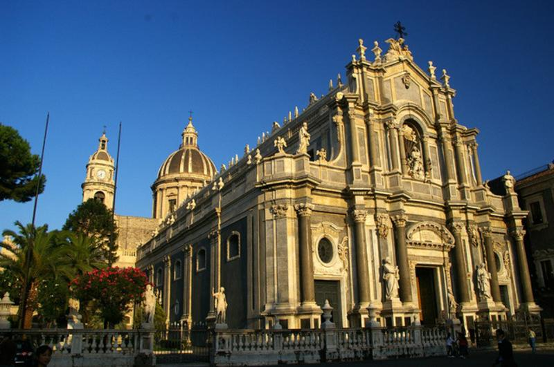 Reise in Italien, Unsere Sizilien Gruppenreise endet in Catania