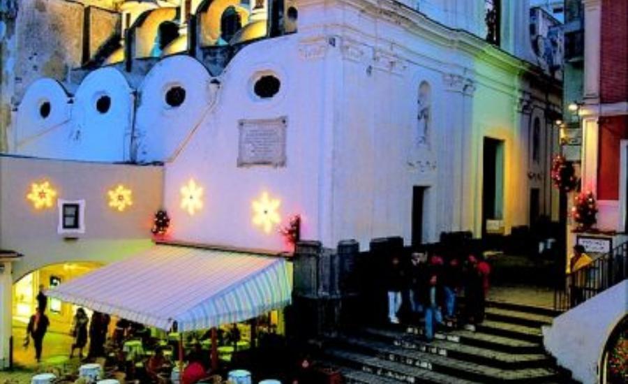 Reise in Italien, Italien: Sorrent und Amalfiküste Traumpfade am Golf von Neapel (10 Tage Wanderreise)
