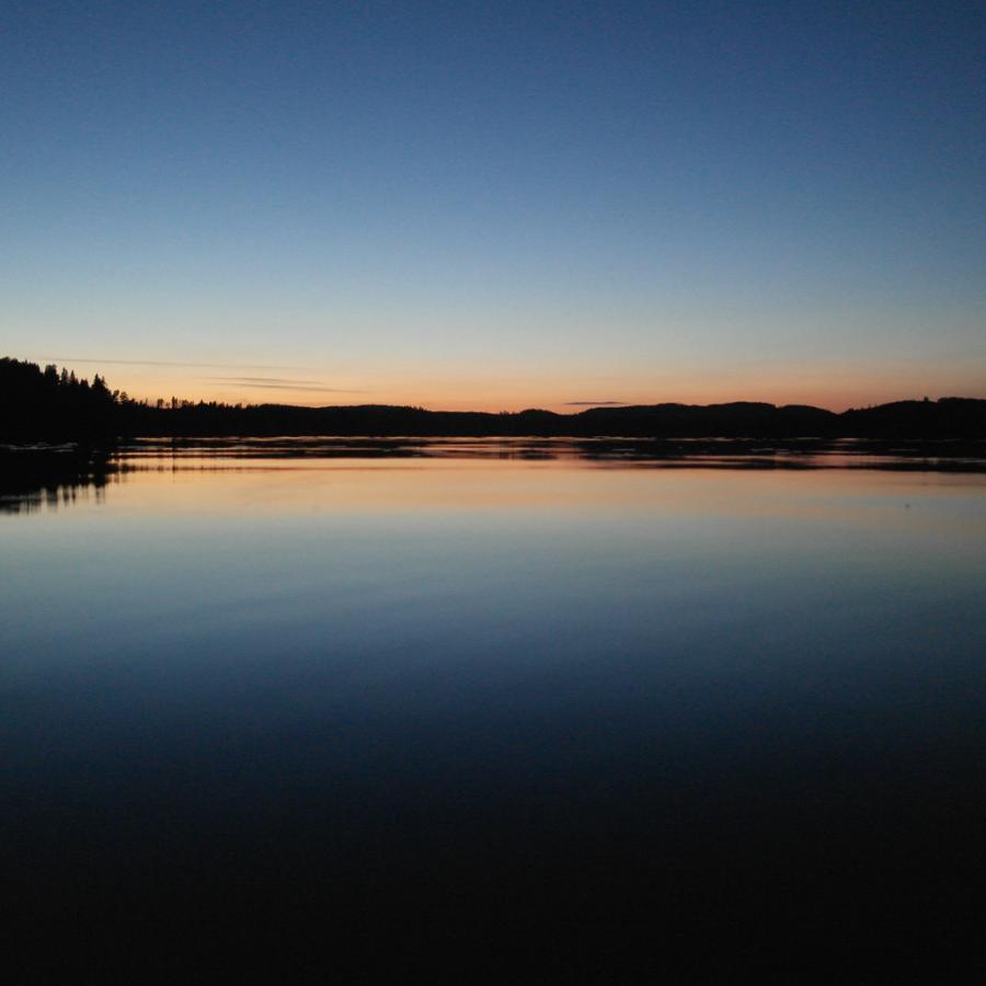 Reise in Schweden, Jugend-Kanuwoche Dalsland
