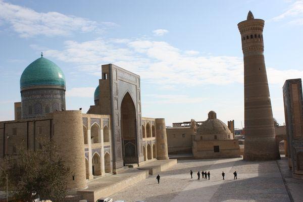 Reise in Usbekistan, Juwele der Seidenstraße