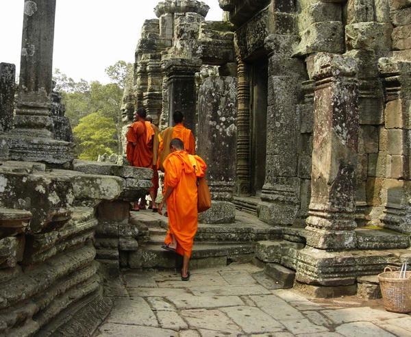Reise in Kambodscha, Kambodscha - Unbekanntes Land der Khmer