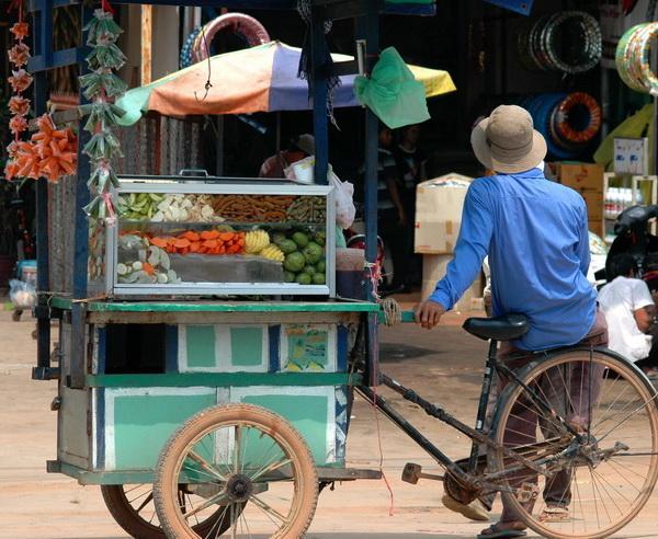 Reise in Kambodscha, Kambodscha & Vietnam - Dörfliches Kambodscha & Vietnam