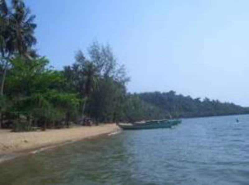 Reise in Kambodscha, Kambodscha - Erholung am Strand