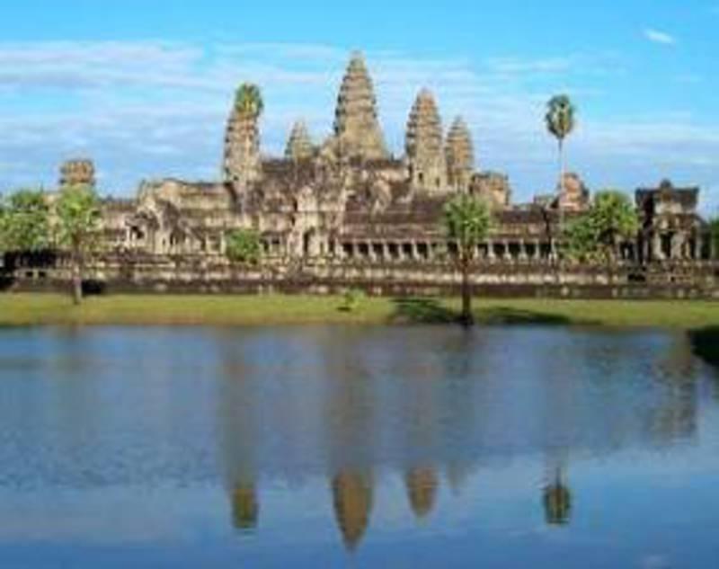 Reise in Kambodscha, Kambodscha: Haupttempel Angkor Wat