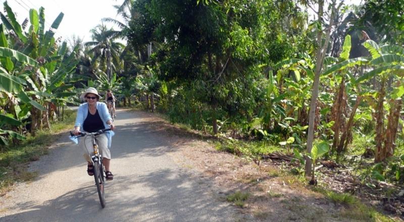 Reise in Vietnam, Kambodscha und Vietnam: Grenzenlos Radfahren zwischen Angkor und Saigon