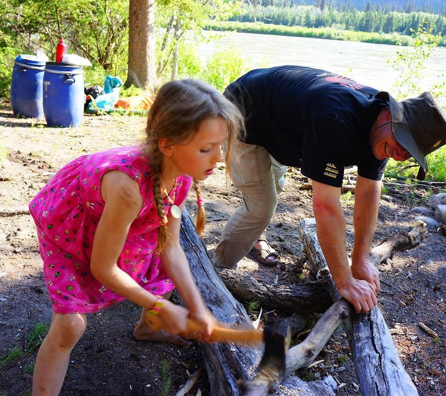 Reise in Kanada, Kanada for family