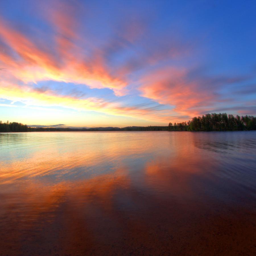 Reise in Schweden, Kanutour auf dem Svartälven für Jugendliche