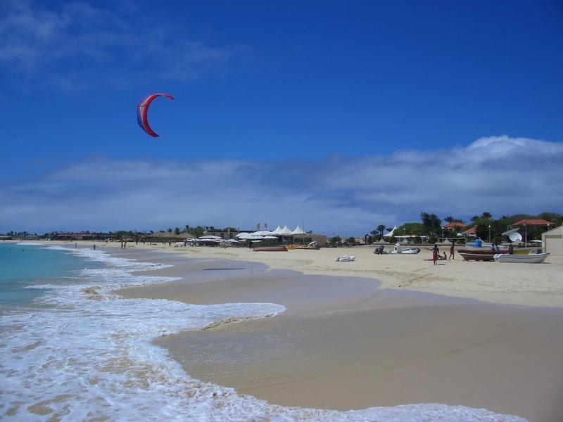 Reise in Kap Verde, Badeurlaub auf den Kapverden