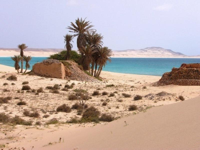Reise in Kap Verde, Badeurlaub auf Boavista