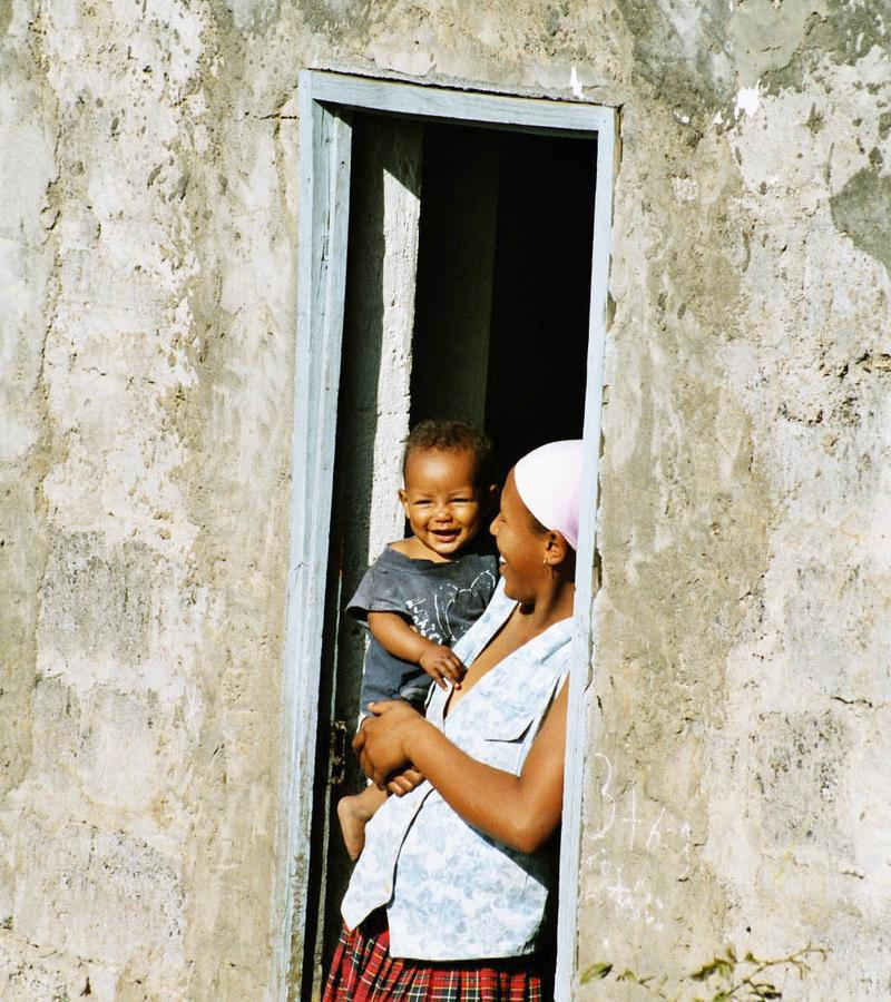 Reise in Kap Verde, Begegnungen im tropischen Paúl-Tal
