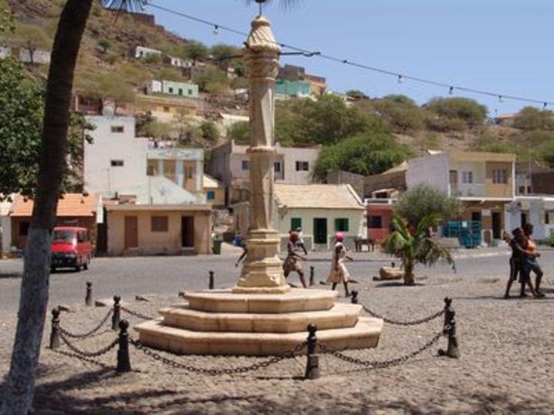 Reise in Kap Verde, Cidade Velha