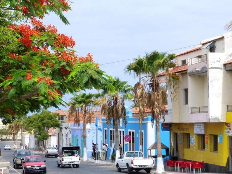 Reise in Kap Verde, Santiago