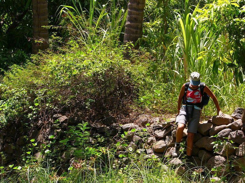 Reise in Kap Verde, Wanderung an der Ostküste auf Santiago