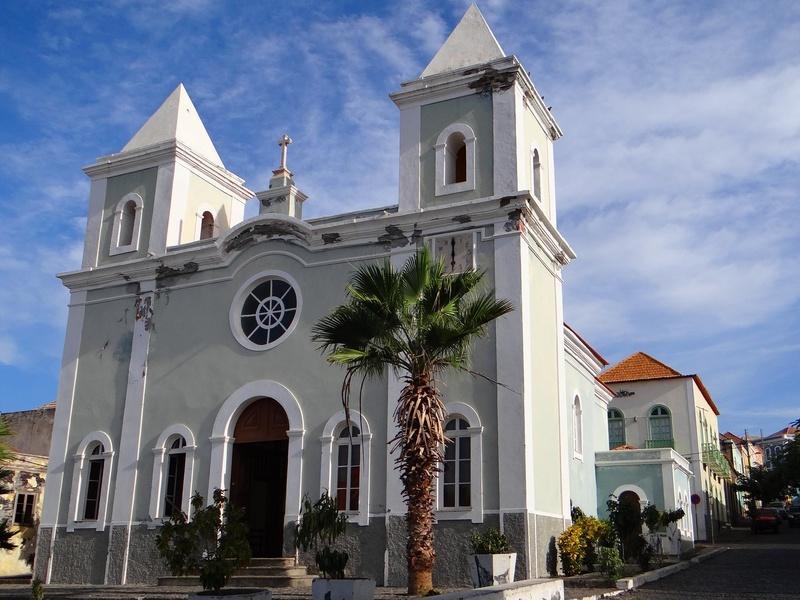 Reise in Kap Verde, São Filipe Insel Fogo