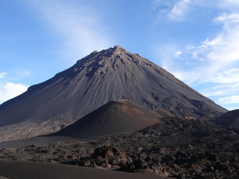 Reise in Kap Verde, Wandern auf den Pico de Fogo Kapverdische Inseln