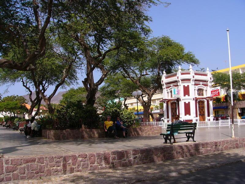 Reise in Kap Verde, Sao Vicente