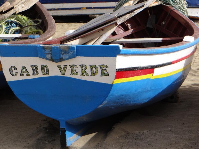 Reise in Kap Verde, Kapverden Praia