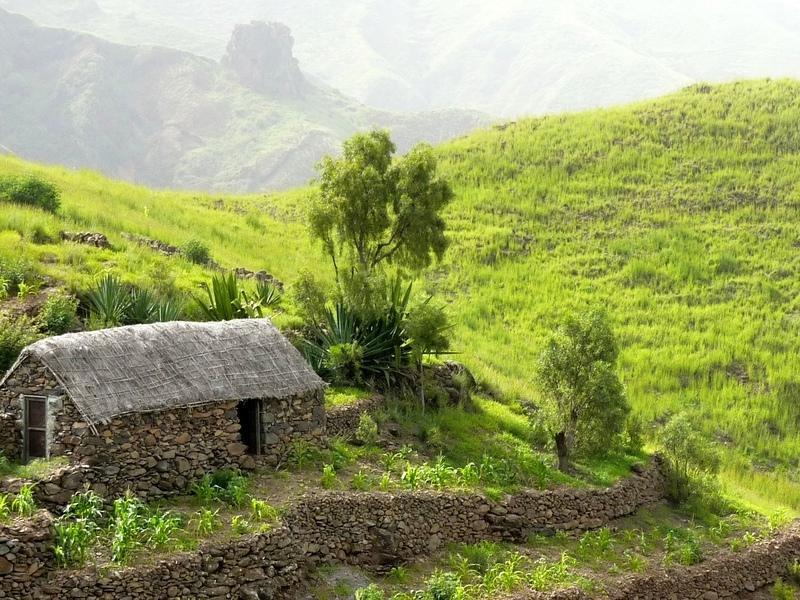 Reise in Kap Verde, Santo Antao - Wanderung