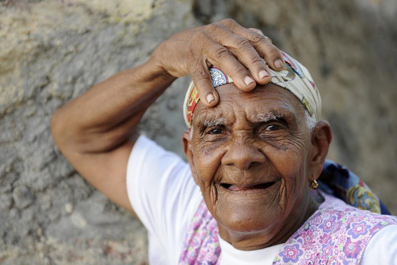 Reise in Kap Verde, Bekanntschaften mit Dorfbewohnern