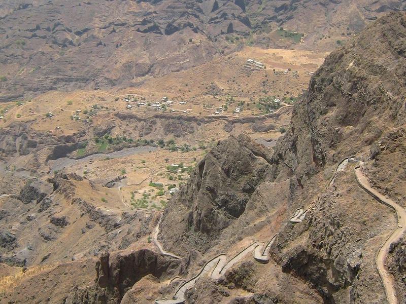 Reise in Kap Verde, Bordeira