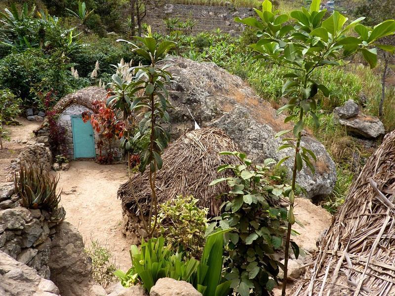 Reise in Kap Verde, Paul Tal