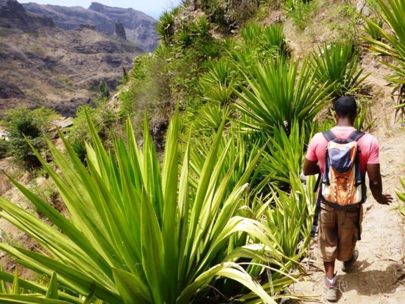 Reise in Kap Verde, Serra Malagueta