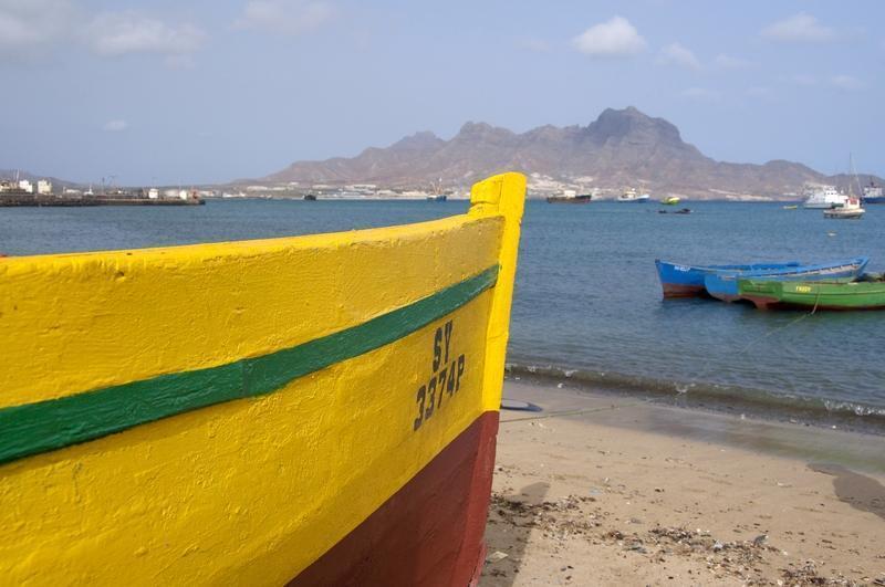 Reise in Kap Verde, Hafenstadt Mindelo