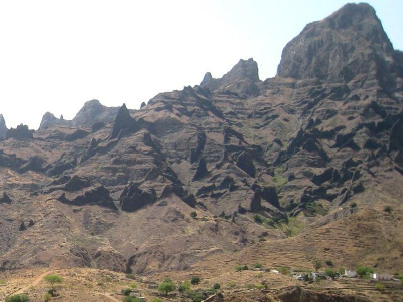 Reise in Kap Verde, Kapverden: Santo Antão - Montanha e Mar