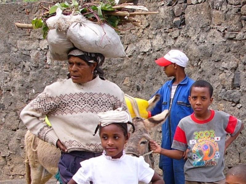 Reise in Kap Verde, Kapverden: São Nicolau - Inseltrekking von Ost nach West