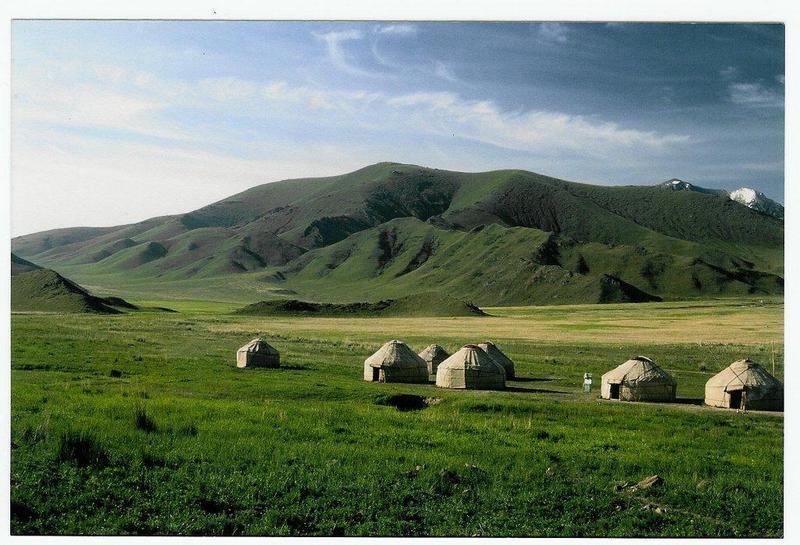 Reise in Kirgistan, Kirgisistan - Gastfreundschaft und Naturvielfalt