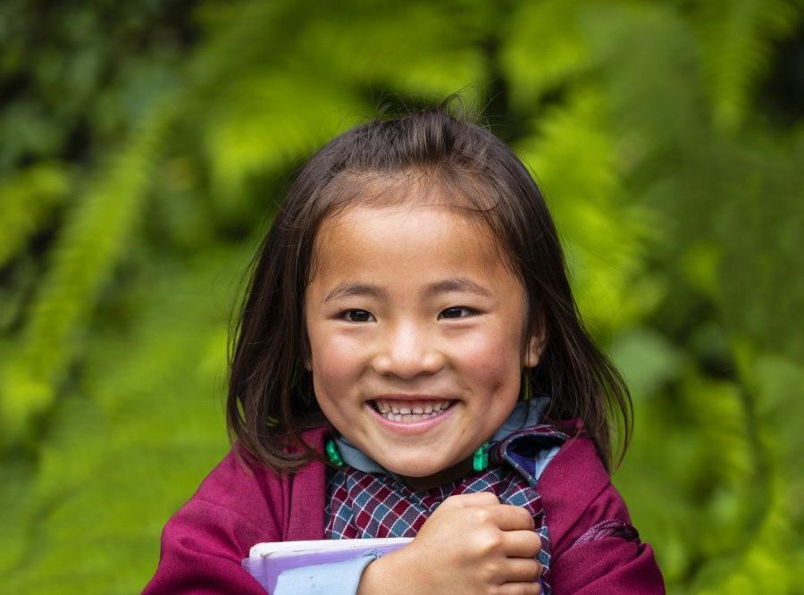 Reise in Bhutan, Kloster Neydo