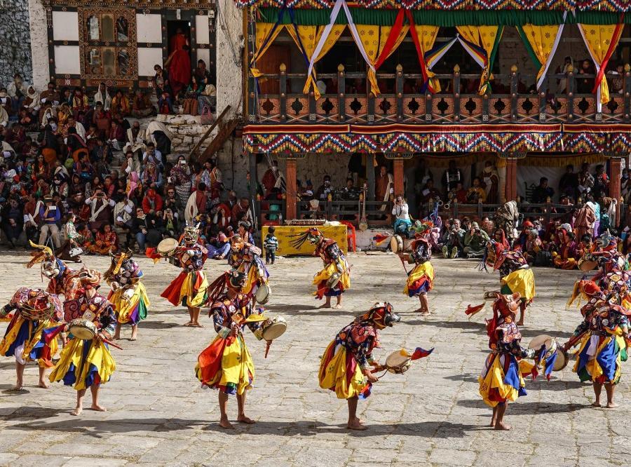 Reise in Bhutan, Bhaktapur