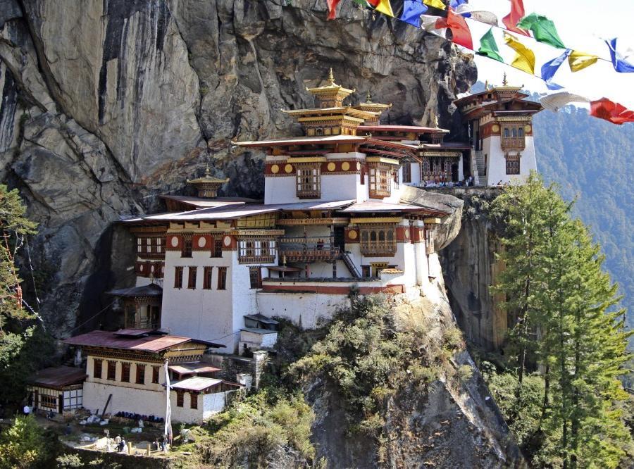 Reise in Bhutan, Bogenschießen – Nationalsport in Bhutan
