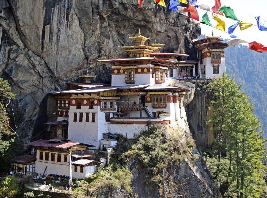 Reise in Bhutan, Fruchtbarkeitssymbole in Bhutan