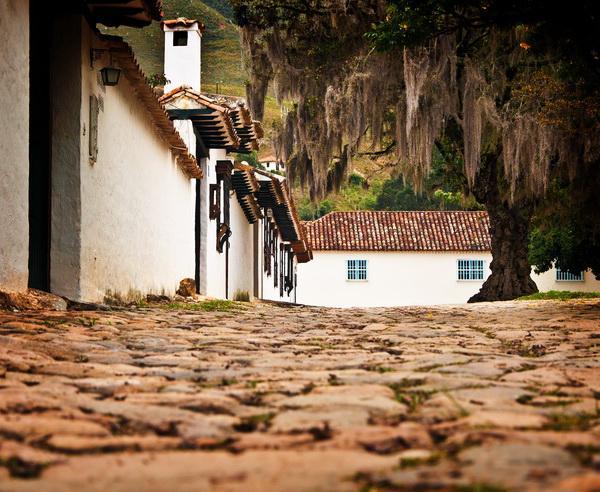 Reise in Kolumbien, Villa de Leyva