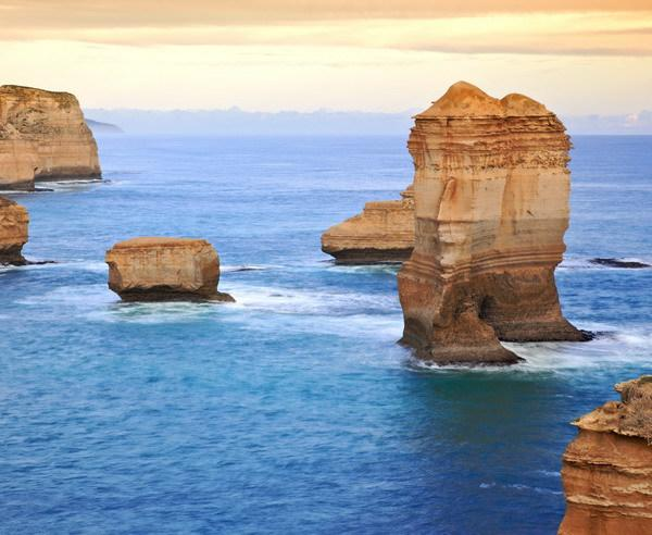 Reise in Australien, 12 Apostel Great Ocean Road