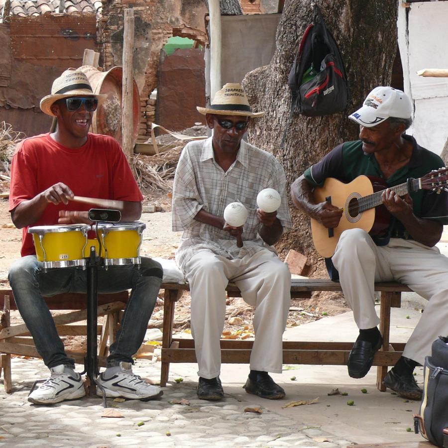 Reise in Costa Rica, Kuba for family